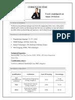 Resume Formats (162)
