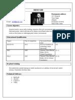 Resume Formats (114)