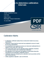 05_SAAMF Roadshow_Dynamics to determine calibration intervals.ppt