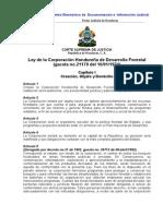 Ley COHDEFOR (Actualizada-07)