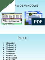 Historia de Windows (1)