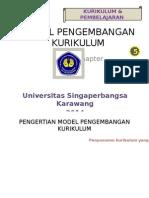 Chapter 5 Model Pengembangan.pptx