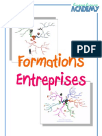 Lingua Franca Academy - Catalogue Formations Entreprises - 1er Semestre 2010