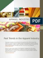 Apparel Industry in Pakistan