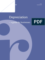Ir260 Depreciation for Business