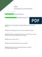 ACC 555 (Midterm Exam Solution)