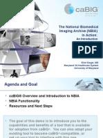 NBIA Tool Demo Draft-02Jul09) 508 Compliant