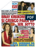 Pinoy Parazzi Vol 8 Issue 115 September 21 - 22, 2015