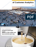 The Future of Customer Analytics (by Timo Elliott)