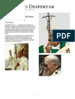 Símbolos Satánicos y Paganos en El Catolicismo y El Vaticano