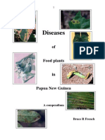 Diseases of PNG Foods
