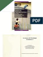 Libro Lecturas Psicologia del Desarrollo