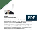 Godrej Mark Kahan Profile
