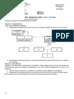 Java- Examen Sid1 2014-2015
