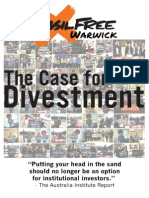 The Case for Divestment