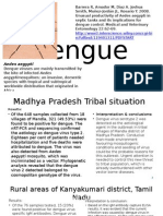 Dengue Issues and Challenges India