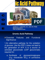 Uronic Acid Pathway For medical students