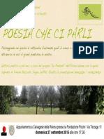 Poesia Che Ci Parli