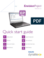 EnvisionProject Quick Start Guide