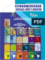 Revista Latinoamericana de Ciencias Sociales, Niñez y Juventud