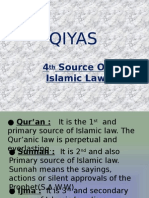 Qiyas Copy