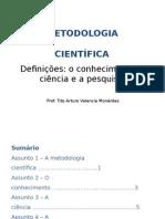 1-Ciência, Conhecimento e Pesquisa (1)