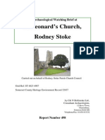 St Leonard's Church Rodney Stoke