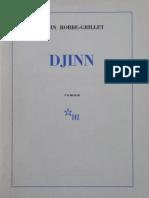 Djinn Robbe Grillet