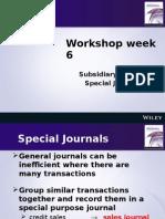 Week 6 Special Journals(1)
