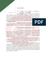 Fallo Corte Suprema de Tucumán