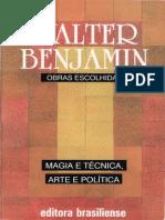 Benjamin, Walter O Narrador