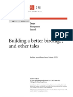 Building a Better Bird Cage and Other Tales