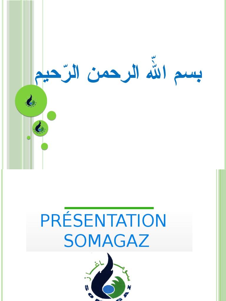 Presentation Somagaz Aout 2015.pptx | Gaz de pétrole ...