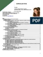 FÁTIMA OLIVEIRA CAIADO - 2015 - CURRICULUM VITAE - ACADÉMICO E PROFISSIONAL - EM PORTUGUÊS