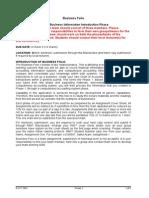 Introduction Phase of Busness Folio (Phase 1)(1)