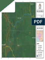 Peta Seuneubok - Alue Kuyun