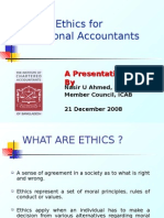 CPE Seminar Paper_Nasir U Ahmed_Code of Ethics for Professional Accountants_21Dec08