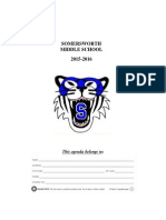 somersworth middle school student hand book 2015-2016