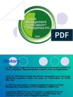 CMAP Membership Presentation FY2013-14