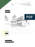 sample bid document