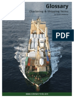 Chartering and Shipping Terms