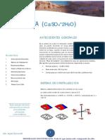 Anhidrita (Carbonato Cálcico)
