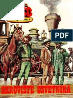 Laso Nova Serija 011 - Louis L'Amour - Skroviste Osvetnika (Sladjanue & Allenn & Emeri)(2.6 MB)
