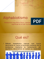 Alphabiotismo