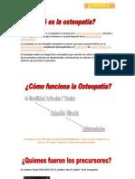 Intro Osteopatia 2014