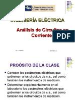Clases Semana 3 electrica