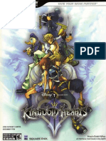 Kingdom Hearts II BradyGames Official Strategy Guide