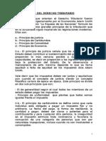 Derecho Tributario- General -Parcial