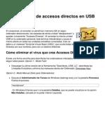 Eliminar Virus de Accesos Directos en Usb 11515 Npurmy