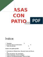 Casas - Patio